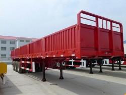 40ton bulk cargo trailer