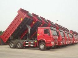 Sinotruk HOWO 16 cubic meter 10 wheel 6x4 heavy dump truck