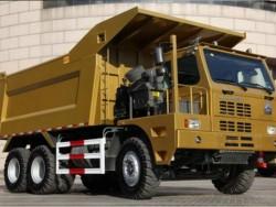 HOWO 50T dump truck MINING TRUCK