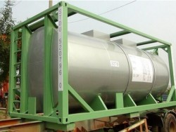 20ft&40ft Fuel LPG LNG Storage Transport ISO Tank