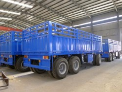 cheap price 40 tons full trailer
