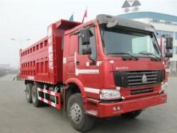 SINOTRUK HOWO 420HP dump truck