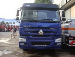 4x2 HOWO 266HP 10000 liters beer transport tank truck