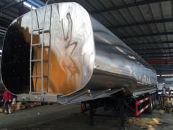 50 tons bitumen road tanker