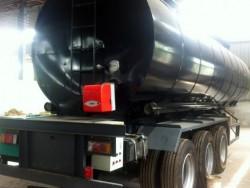 30 tons transport bitumen tanker