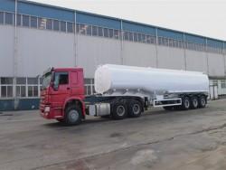 42000l bitumen fuel oil tanker
