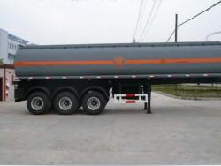 tri-axle bitumen tanker trailer