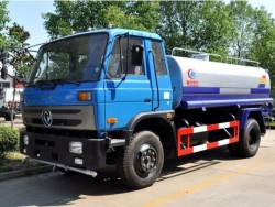 10000 Liter Water Tank Truck Water Delivery Truck