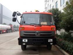 DONGFENG 145 4*2 Truck-mounted Crane 6.3 Ton