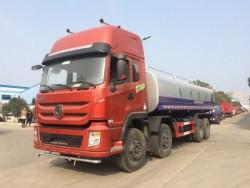 25ton Dongfeng 8x4 water tank truck