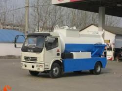 DFAC 4x2 food garbage truck