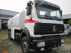 Beiben 20000 liters fuel tank truck