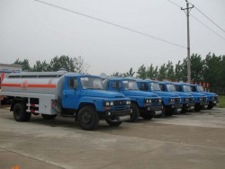 DONGFENG 8~10m3 140 fuel tank truck