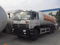 25cbm LPG Transport Truck