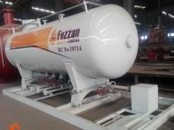 20m3 LPG Transfer Pump Mounted Station Kits
