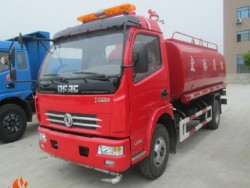 6000 liters Dongfeng firefighting Water Gun Fire Truck