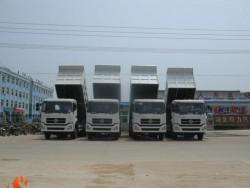 10tons DONGFENG 6*4 Dump Truck
