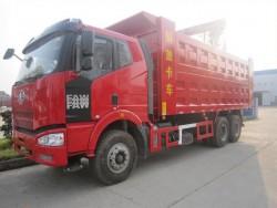 40tons FAW heavy duty dumper truck