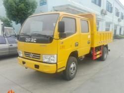 Dongfeng 4 ton dumper truck