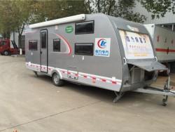 comfortable semi truck motorhome RV motorhome off road caravans
