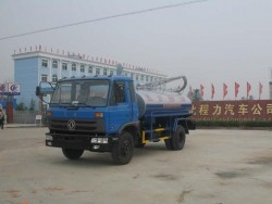 10m3 Dongfeng fecal suction truck