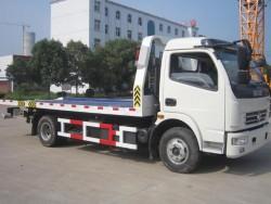 Dongfeng Duolika 4tons wrecker truck