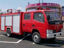 Dongfeng professional 4X2 fire fighting truck