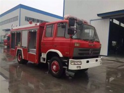 5000L DONGFENG 4x2 Fire Fighting Truck