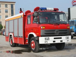6000L DONGFENG 4x2 Fire Fighting Truck