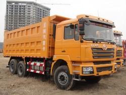 Shacman F3000 6x4 310hp dump truck