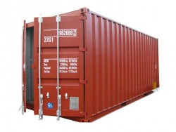 China supplier brand new 20 ft shipping container