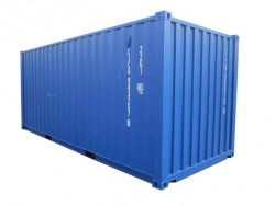 China 20ft high cube shipping container