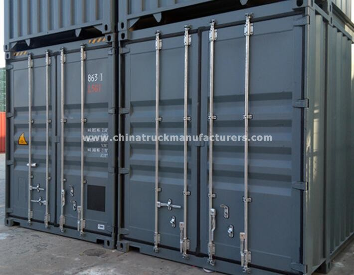45 feet high cube dry cargo shipping container