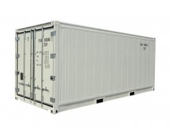 China 20 ft reefer container refrigerated container