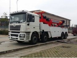 China 40 ton wrecker
