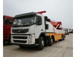 China 100 ton rotator wrecker