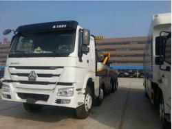 China 100 ton heavy wrecker