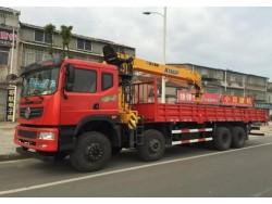 8*4 China 18 ton crane truck