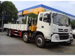 8*4 China 17 ton crane truck