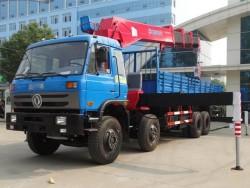 China 20 ton crane truck