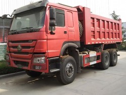 china 20 cube tipper truck