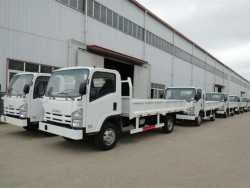 china 3 ton tipper truck