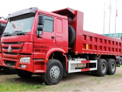 china 34 ton tipper truck