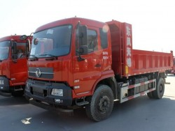 china 12 cube tipper truck
