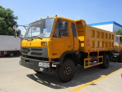 china 10 cube tipper truck