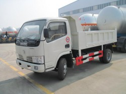 china 4 ton tipper truck