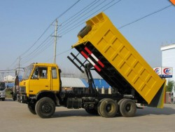 china 18 ton tipper truck