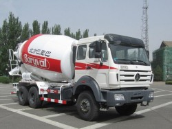 china 10 cubic mixer truck