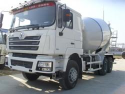 china 9 cubic mixer truck
