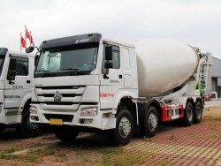 china 16 cubic mixer truck